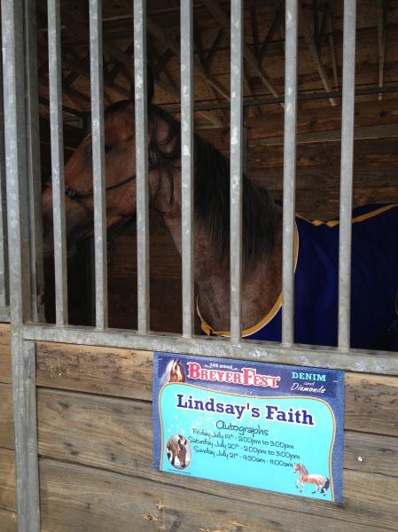 Lindsay's Faith